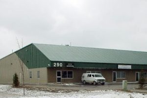 spartan electric metal buildings guelph contractors